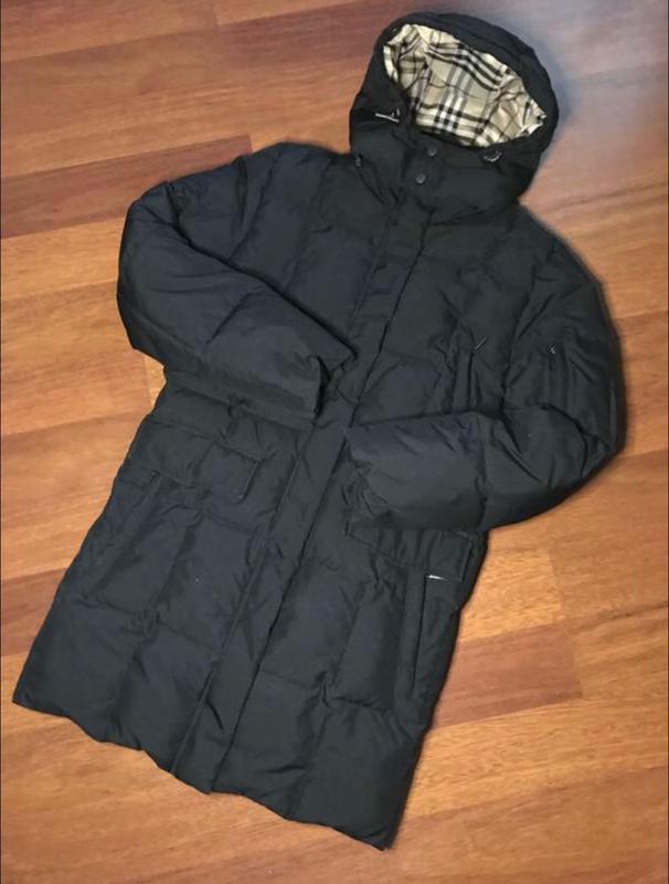 Пуховик burberry оригинал куртка Burberry, цена - 4000 грн, #53321075, купить по доступной цене   Украина - Шафа