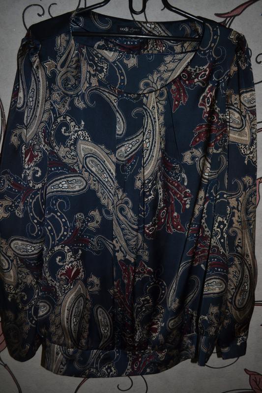 Блуза от oodji Oodji, цена - 170 грн, #53600140, купить по доступной цене | Украина - Шафа
