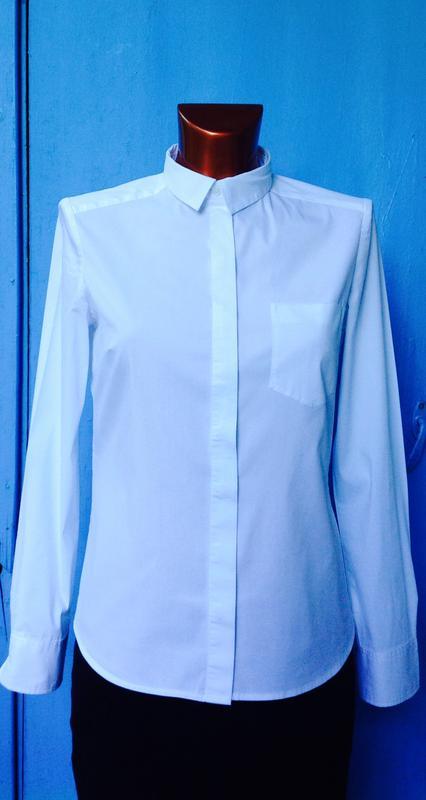 Hm белая рубашка