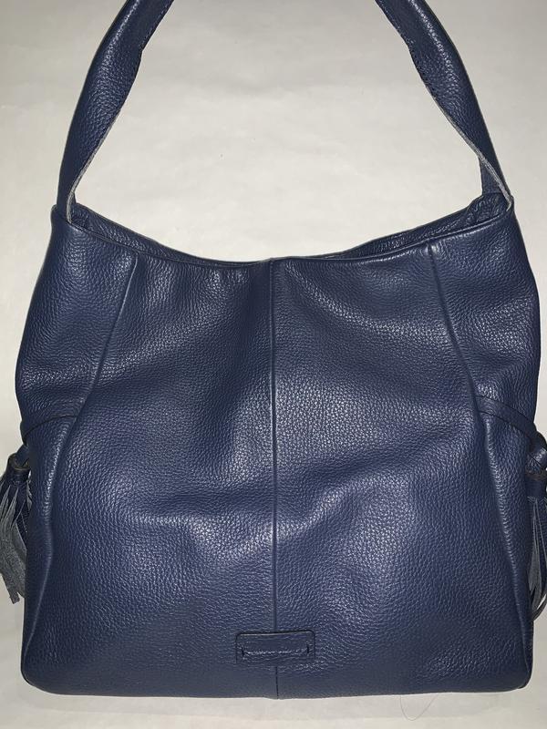 Англия! большая кожаная фирменная обьемная сумочка на плечо white stuff. White Stuff, цена - 455 грн, #53967879, купить по доступной цене | Украина - Шафа