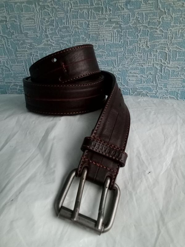 Кожаный ремень для джинс ted baker Ted Baker, цена - 100 грн, #54516087, купить по доступной цене   Украина - Шафа