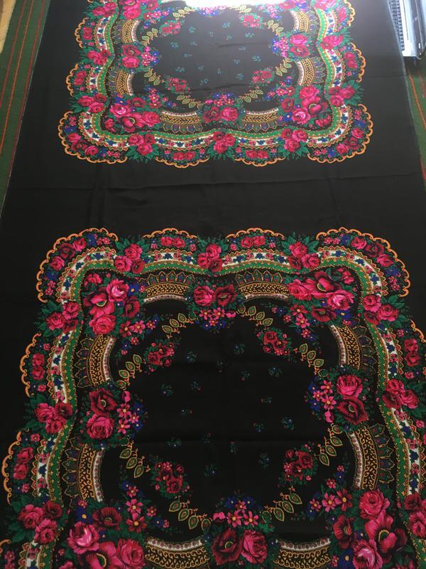 e95d760ee50e Ткань в народном этно стиле, платок, хустка за 250 грн.
