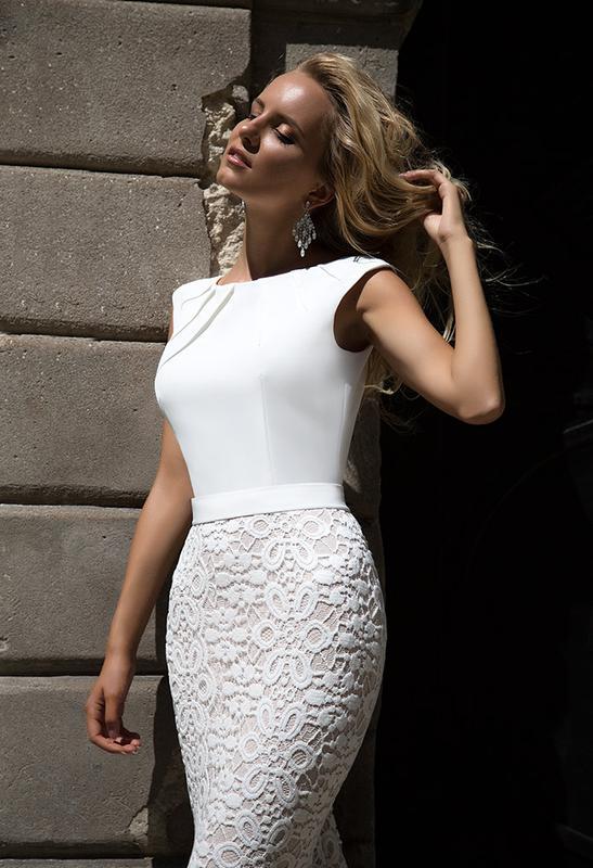 Весільна сукня від оксани мухи (відомий дизайнер) Оксана Муха c33b4e1c11f43
