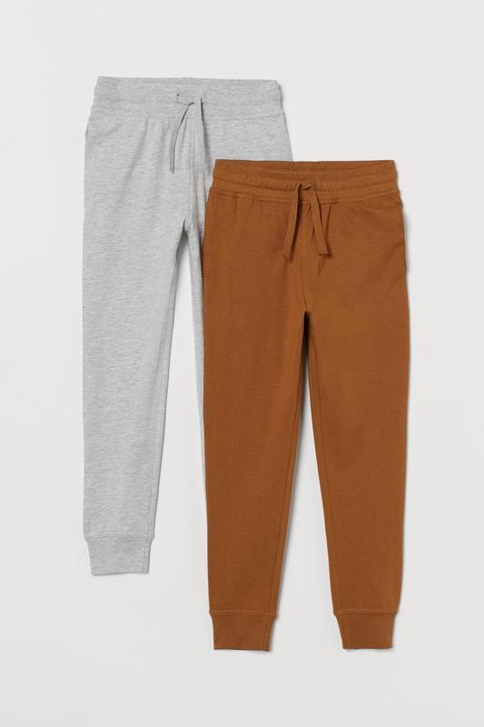 Комплект нових тонких спортивних штанів h&m розм. 10-11 .р/146 H&M, ціна - 600 грн, #55386845, купить по доступной цене | Украина - Шафа