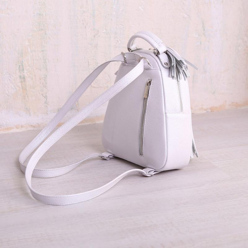 a3f0b932 ... Рюкзак натуральная кожа.хит. цвет на выбор.бесплатная доставка3 фото ...