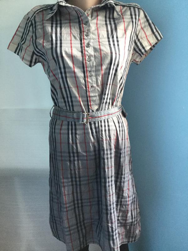 Платье burberry brit , l-xl , см замеры Burberry, цена - 499 грн ... 4ff5562eab0