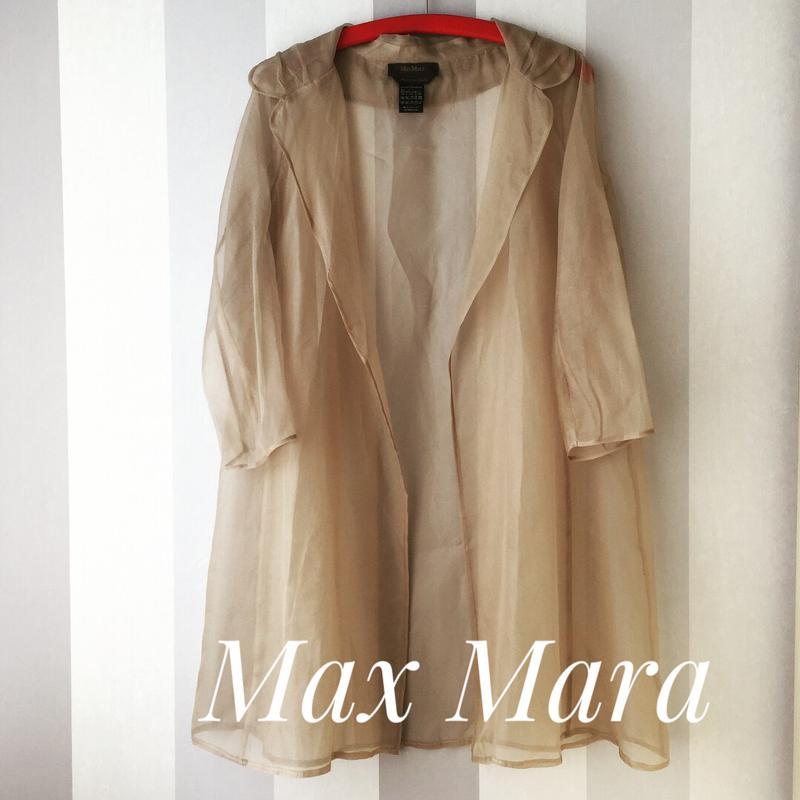Пальто max mara оригинал Max Mara 4d3bd66c160fc