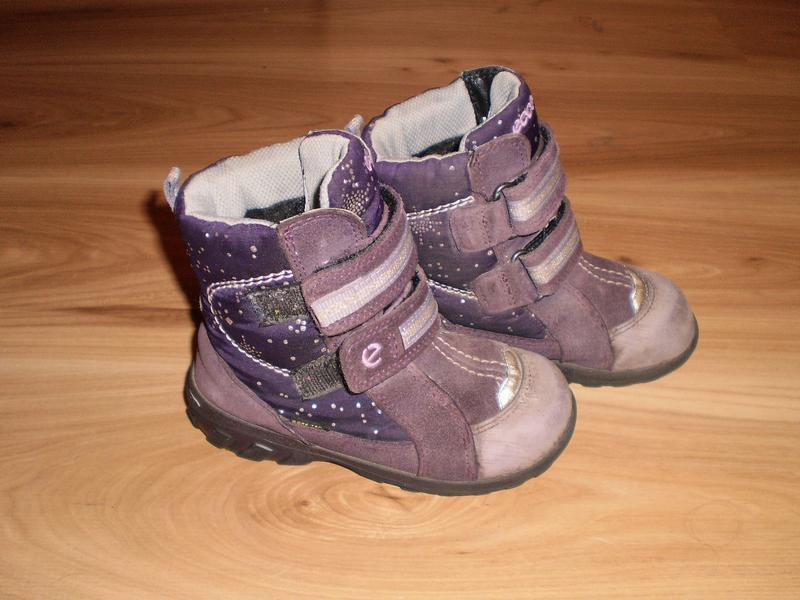 0ad65eee5cf325 Термо-ботинки сапоги ecco gore-tex 26 размер, доставка за мой счет ...