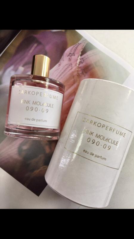 Tidssvarende Zarkoperfume pink molecule 090.09 оригинал, цена - 165 грн ZV-38