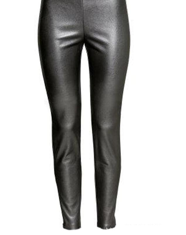 db9ac1baa0ca5 Стильные кожаные леггинсы лосины штаны матовая эко кожа, цена - 105 ...