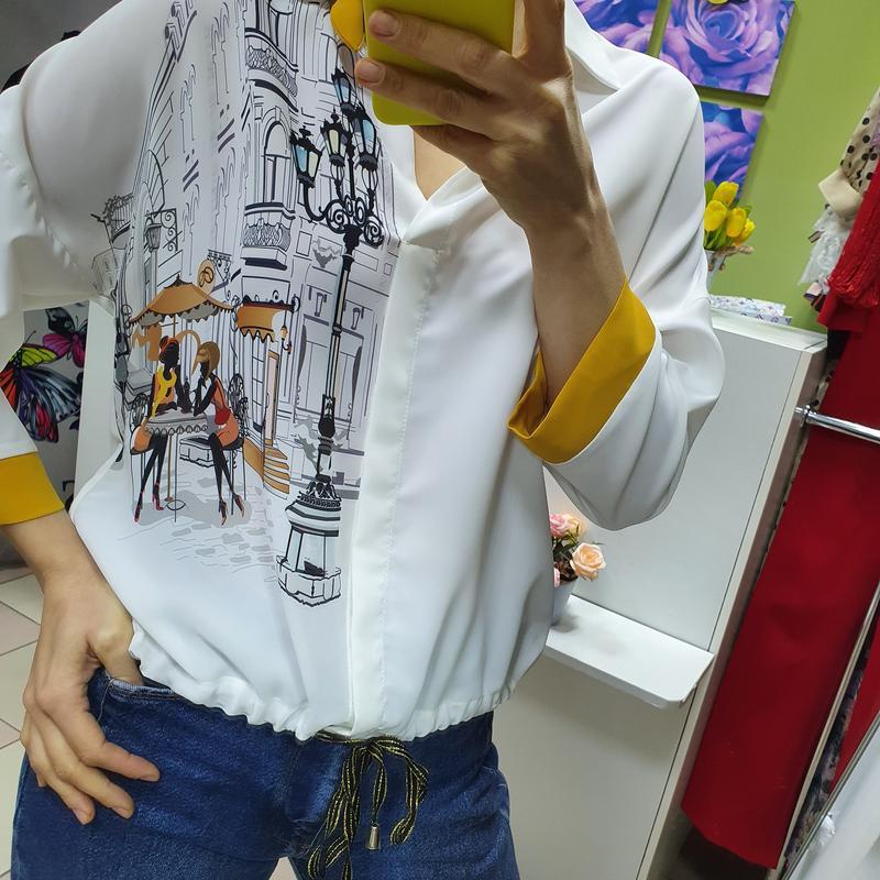 Шифоновая блуза Турция, цена - 720 грн, #56333254, купить по доступной цене | Украина - Шафа