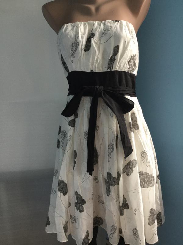 Платье voulez vous с пышной юбкой  bc6cad506a06a