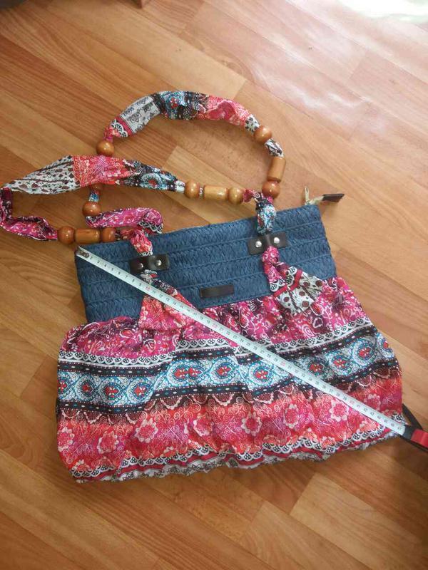 7047b1c7e504 Яркая стильная летняя сумка Topshop, цена - 250 грн, #6689546 ...