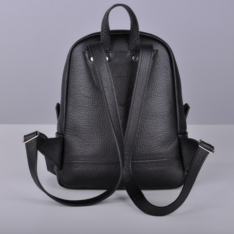 f34225c24b53 Кожаный рюкзак, jizuz cooper black, цена - 2045 грн, #6762275 ...