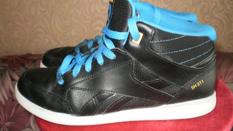 Высокие кроссовки e63bae7bf5c99