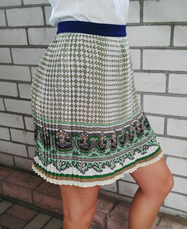 2fbcba44b5d Очень красивая юбка-плиссе от zara