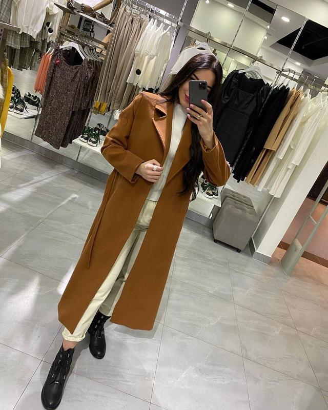 Стильное весеннее пальто Турция, ціна - 650 грн, #57370283, купить по доступной цене | Украина - Шафа