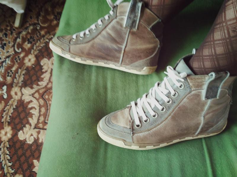 Кеды,ботинки натуральная кожа 100% и замш., цена - 115 грн,  6899862 ... dd7cab0a083