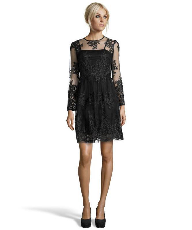 Женское брендовое платье