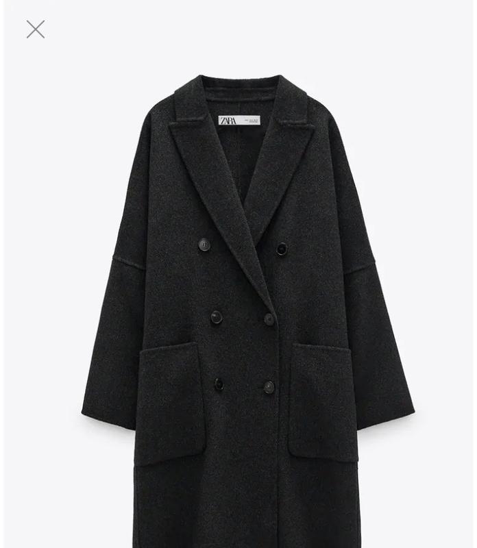 Zara пальто ZARA, ціна - 1199 грн, #58465995, купить по доступной цене | Украина - Шафа