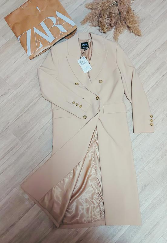 Очень красивое пальто zara ZARA, ціна - 1899 грн, #58849286, купить по доступной цене | Украина - Шафа