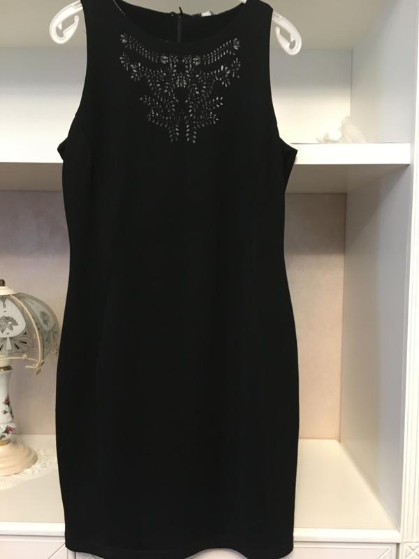 60f19fa3368 Супер цена!!! классическое базовое чёрное платье1 ...