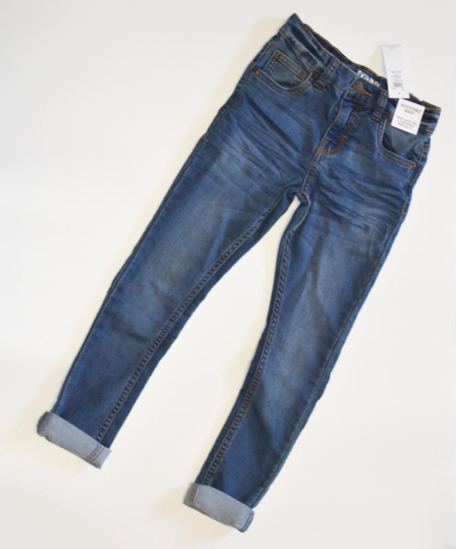 Синие джинсы skinny m&co kids на мальчика 5-6 лет M&Co, цена - 350 грн, #59400581, купить по доступной цене | Украина - Шафа