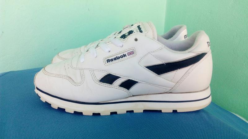Кросівки шкіряні reebok classic Reebok 1a011e9e50882