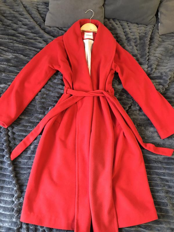 Пальто красное pimkie Pimkie, цена - 800 грн, #59665000, купить по доступной цене | Украина - Шафа
