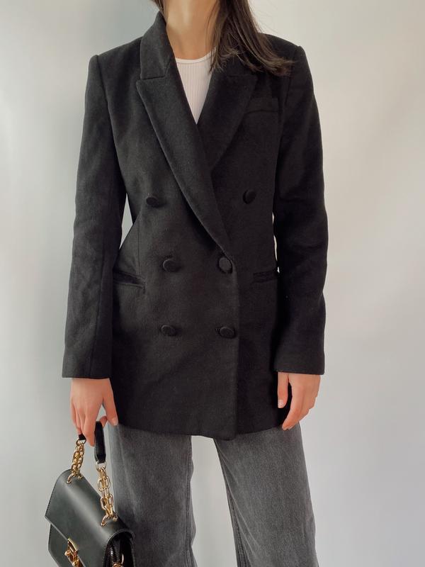 Двубортный пиджак от zara ZARA, ціна - 550 грн, #59748749, купить по доступной цене | Украина - Шафа
