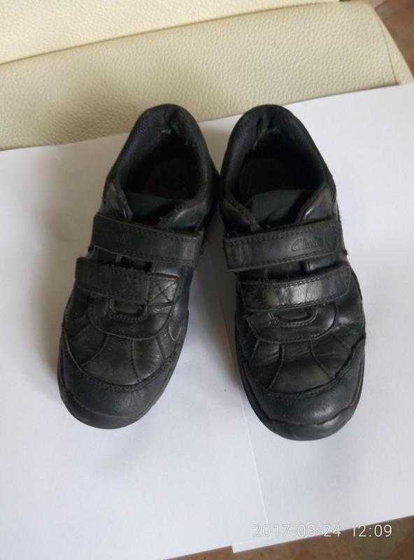 Кроссовки туфли спортивные clarks (англия) размер 29  29.5 Clarks ... 18a22fe8e1aa6
