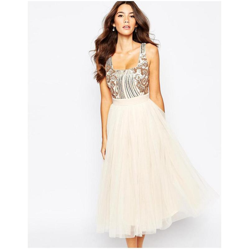 3048076994f Вечернее шифоновое платье little mistress