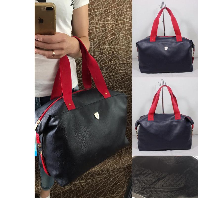 51153d2999ad Женская спортивная сумка эко-кожа ю2788, цена - 390 грн, #7203543 ...