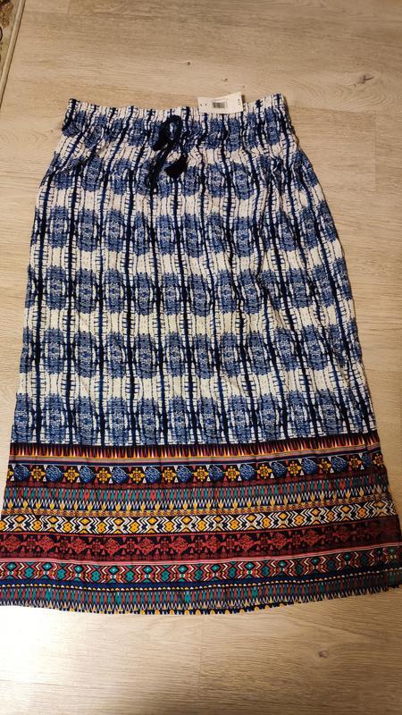Стильная натуральная юбка 100%вискоза Papaya, ціна - 240 грн, #60539627, купить по доступной цене | Украина - Шафа