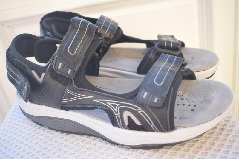 Кожаные босоножки сандали сандалии фитнес walkx р.41 27 см Walkmaxx, цена - 560 грн, #60624155, купить по доступной цене | Украина - Шафа