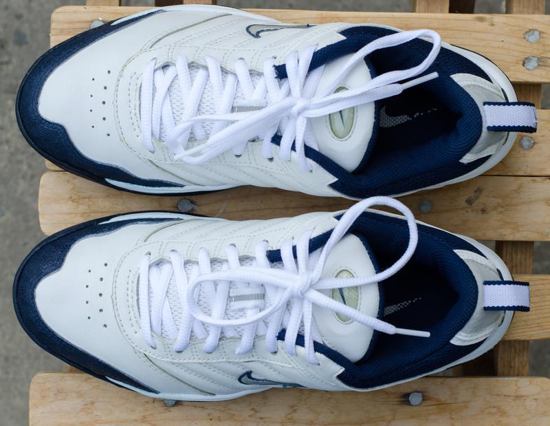 6389c444 Винтажные теннисные кожаные кроссовки nike air drc 2002 оригинал 39-40р. 25  см.