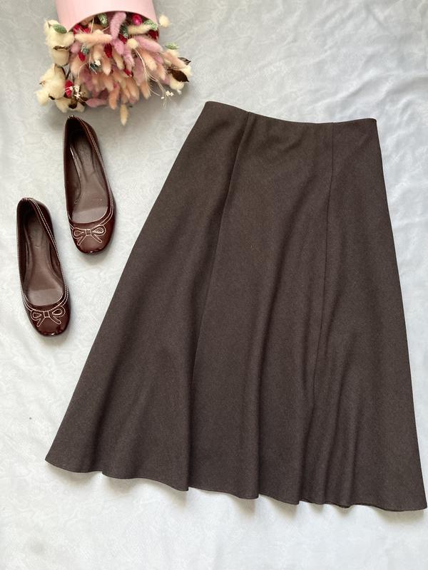 Струящая плотная юбка германия батал в стиле zara Германия, ціна - 279 грн, #60836475, купить по доступной цене | Украина - Шафа