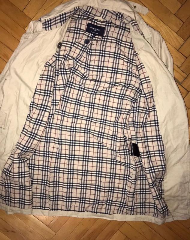 Плащ, куртка burberry london, оригінал, l-xl Burberry, цена - 625 грн, #61132309, купить по доступной цене   Украина - Шафа