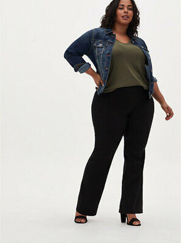 Torrid моделирующиє брюки большого размера оригинад из шотландии. Италия, ціна - 650 грн, #61156812, купить по доступной цене | Украина - Шафа