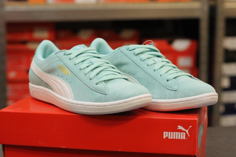Puma Vikky SFoam Aruba Blue White
