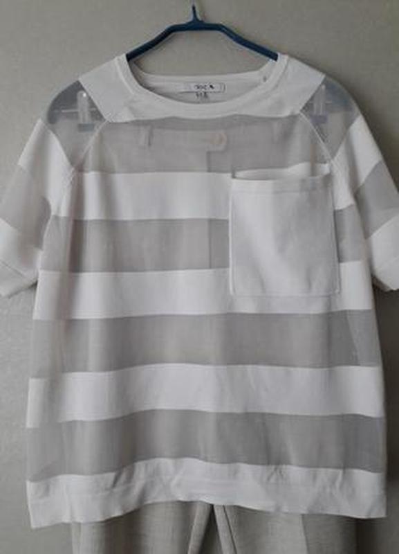 Стильная легкая футболка next Next, цена - 100 грн, #61291779, купить по доступной цене | Украина - Шафа