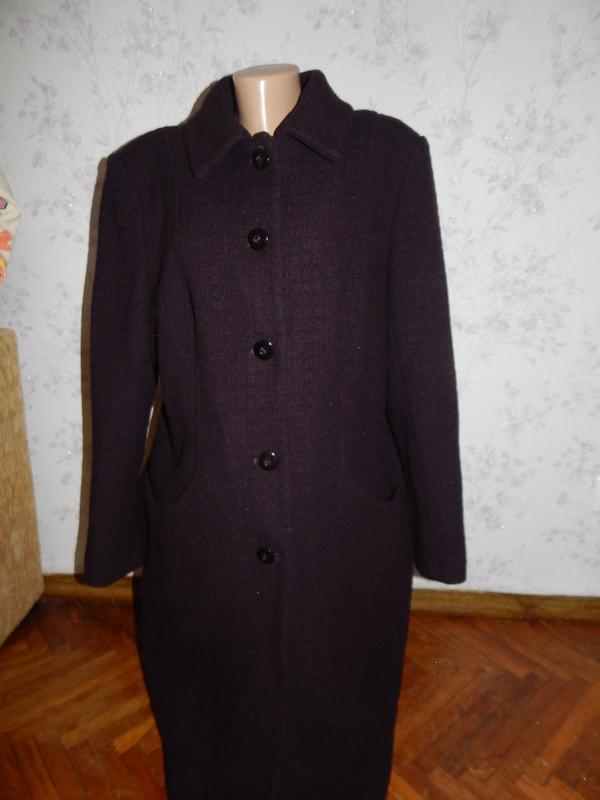 Bhs пальто стильное модное 50% шерсть р 18 новое BHS, цена - 400 грн ... ddf45de0a33