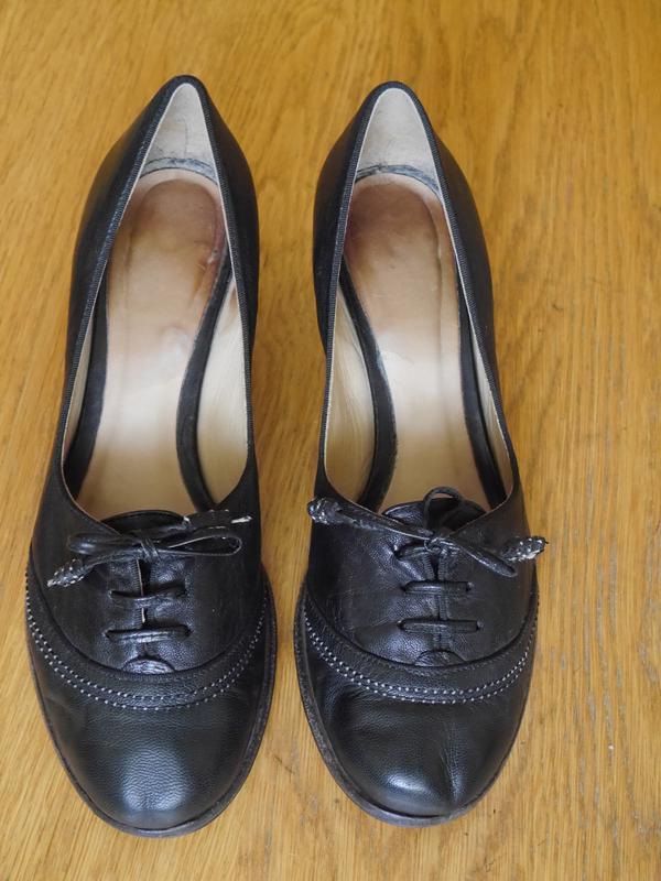 Туфлі шкіряні розмір 5 1 2 на 38 стелька 25 c0bdc6496b044