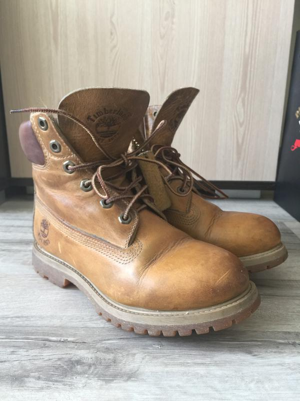 Ботинки timberland - лимитированная серия Timberland 6e3fae54ed520