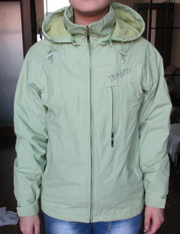 Зеленая курточка Traum Collection, цена - 300 грн,  950466, купить ... 5ccd88f3831