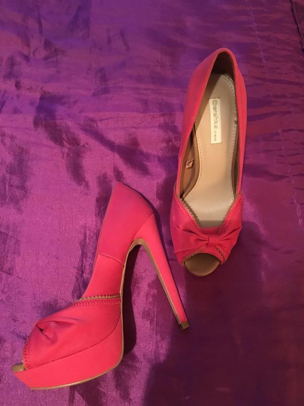 Туфли с открытым носком bershka, цена - 100 грн,  7388636, купить по ... d1f168356ff