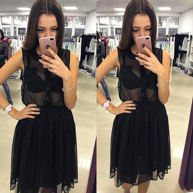 1a30532c7dc Маленькое черное платье