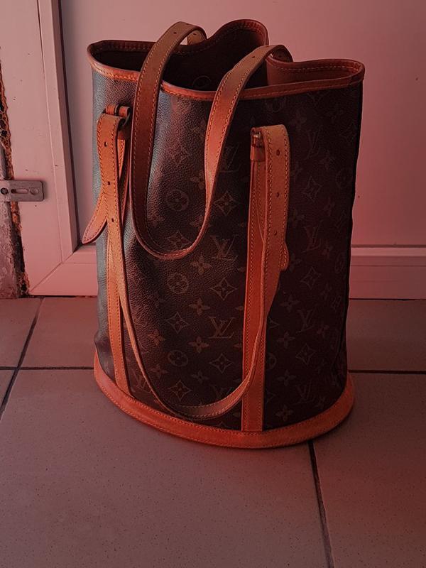 Сумка louis vuitton винтаж monogram bucket оригинал (Louis Vuitton) за 3100  грн.   Шафа a7d19d0f9a0