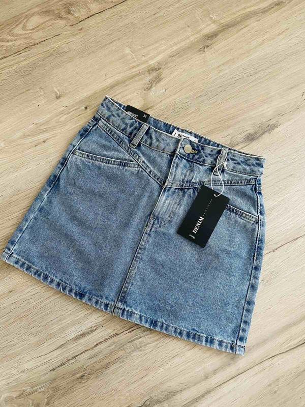 Трендовая джинсовая юбка SinSay, ціна - 400 грн, #62633063, купить по доступной цене | Украина - Шафа