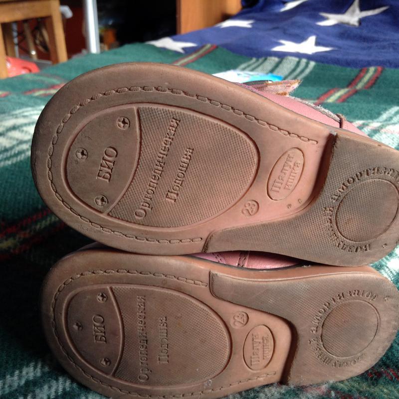 Ботинки осень 23 размер шалунишка1 ... c0266ae647152